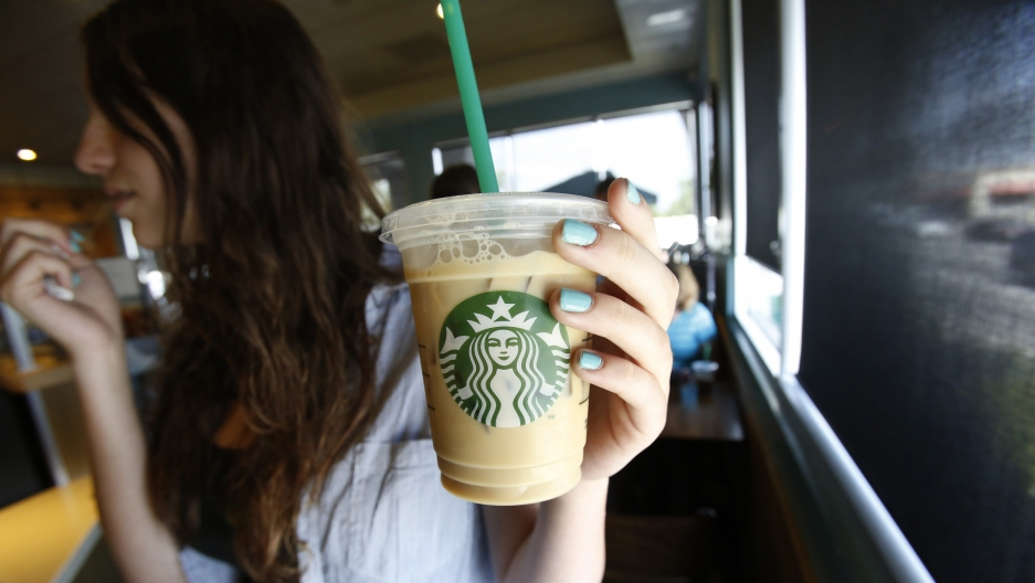 Starbucks announced plans to phase out single-use plastic straws by the year 2020. The company says it will eliminate the need for 1 billion straws annually.