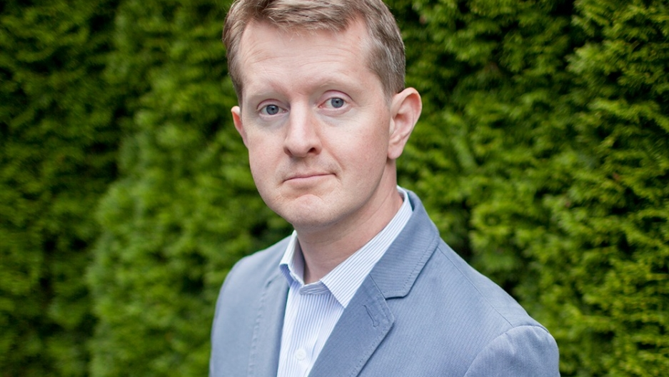 "Ken Jennings, author of ""Planet Funny: How Comedy Took Over Our Culture."""
