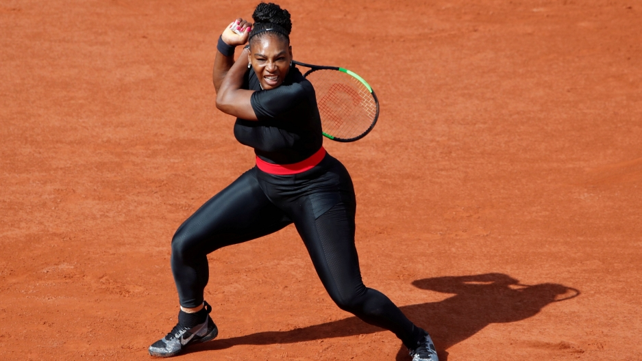 Serena Williams Catsuit Controversy Evokes The Battle Over Women Wearing Shorts