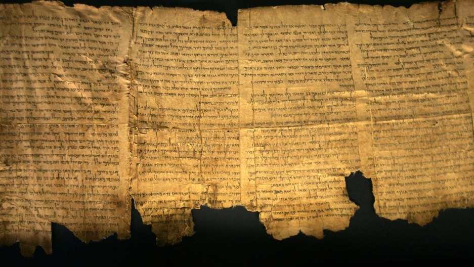 Extraordinary Evidence About Jesus in the Dead Sea Scrolls