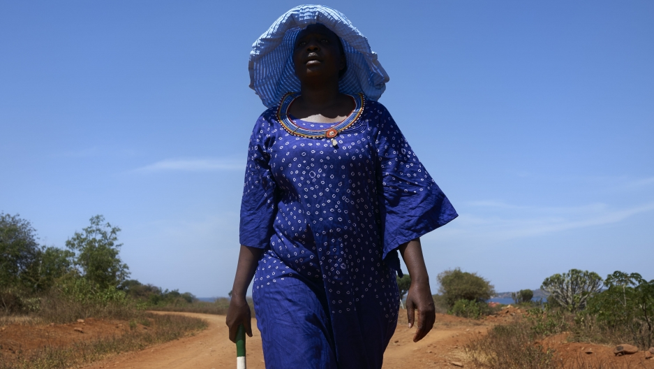 These Kenyan widows are fighting against sexual 'cleansing'