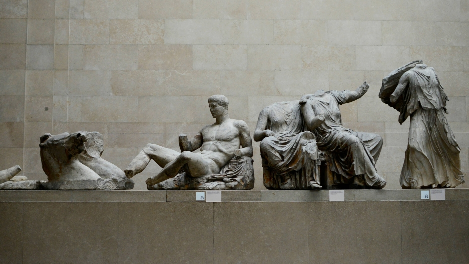 Greece hopes Brexit stirs renewed debate over Parthenon Marbles