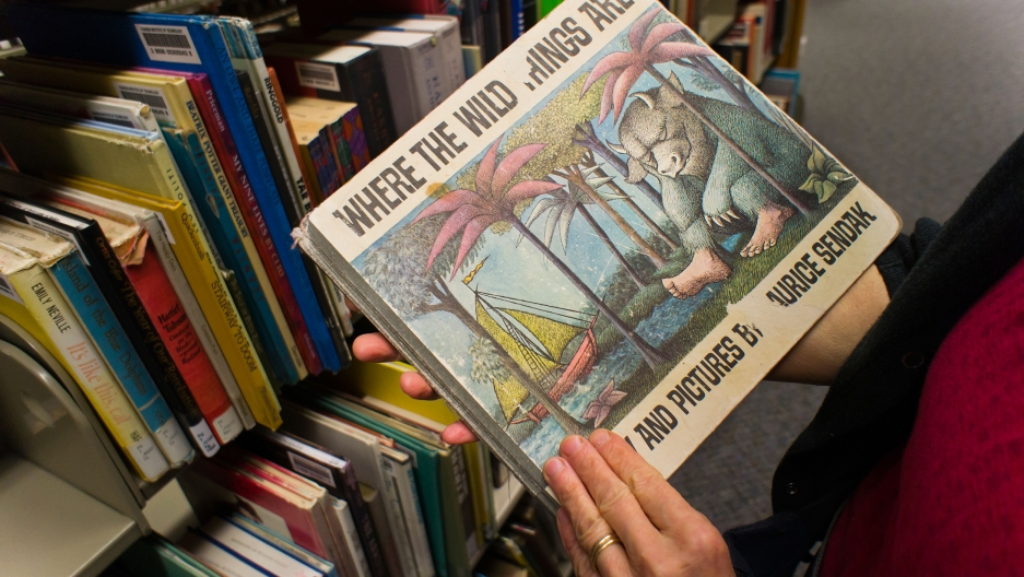 """Where the Wild Things Are"" is good book for kids, but may be even better for adults."