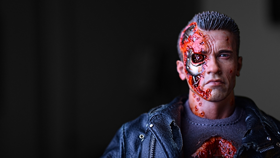 Terminator Toy