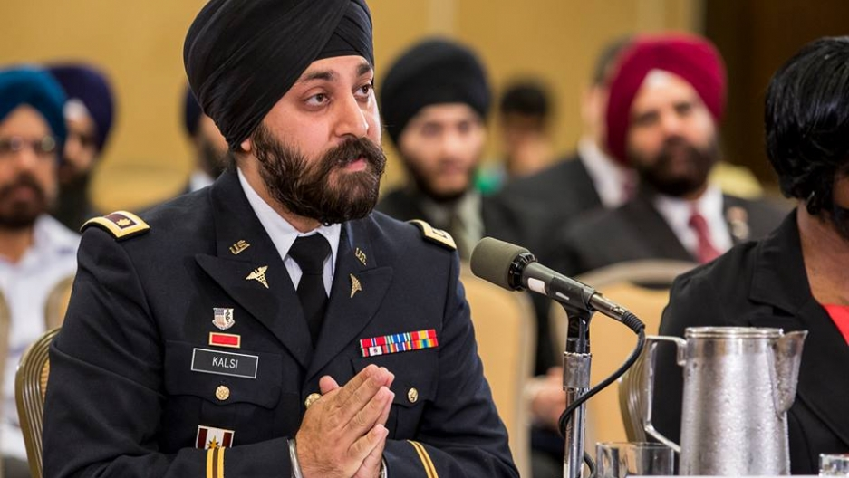 Kamal Kalsi testifies before the US Commission on Civil Rights in May, 2013