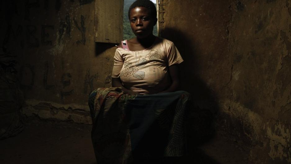 Congo woman