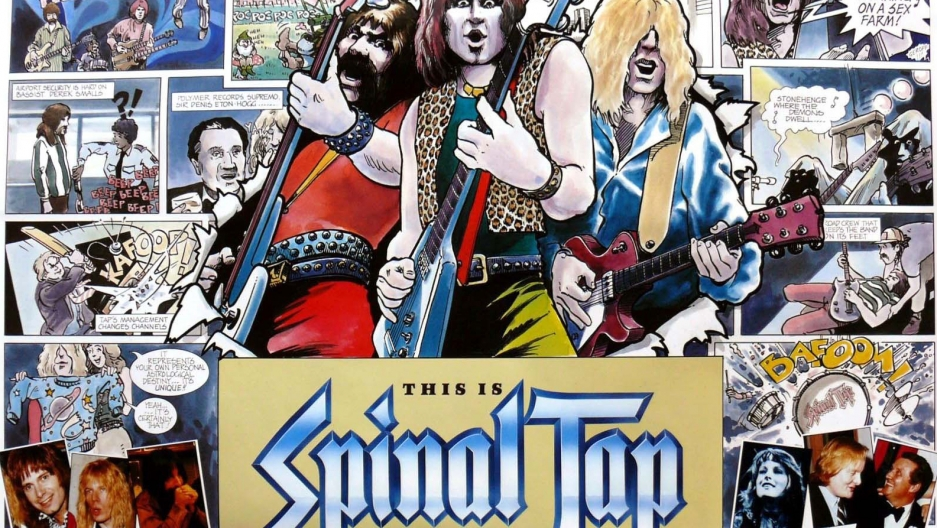 Spinal Tap: One of Britain's loudest bands.