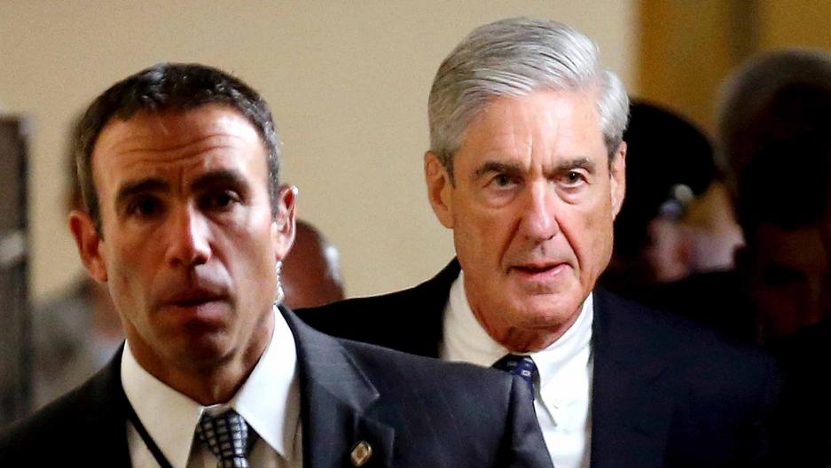 Robert Mueller in a photograph