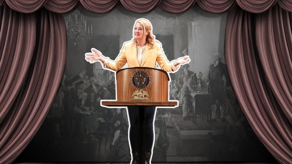 Heidi Schreck, not on Broadway.