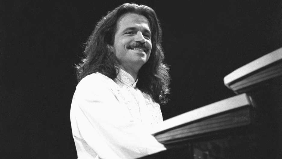 Yanni and John Tesh found stardom through PBS pledge drive specials