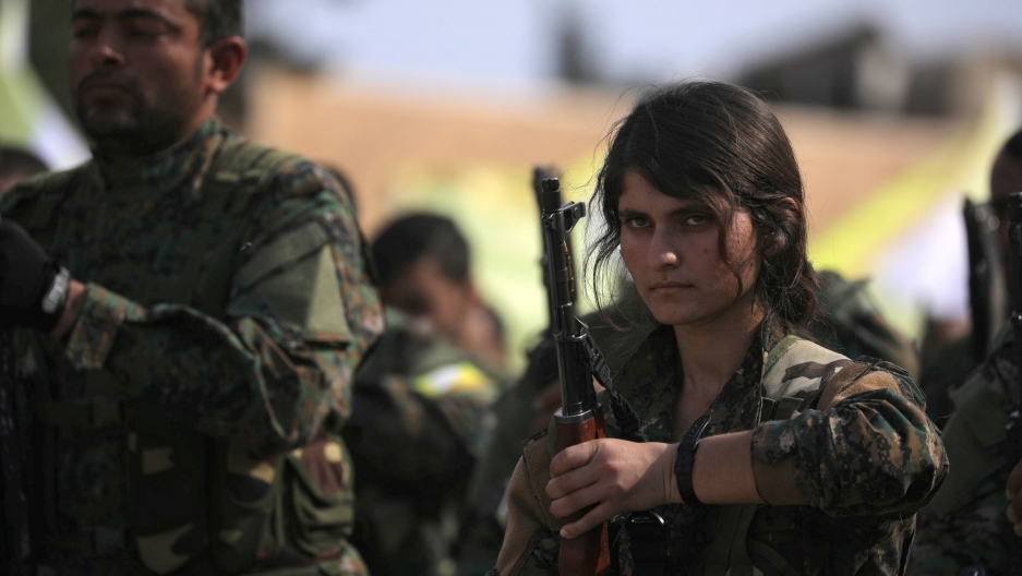 Kurds call for an ISIS tribunal  But the way forward is unclear