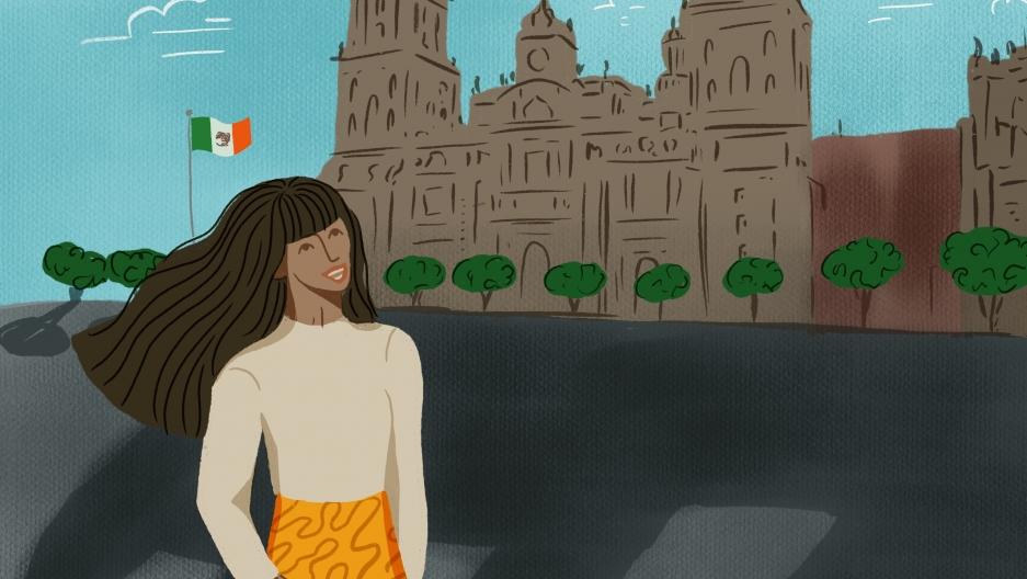 Diana Gameros illustration
