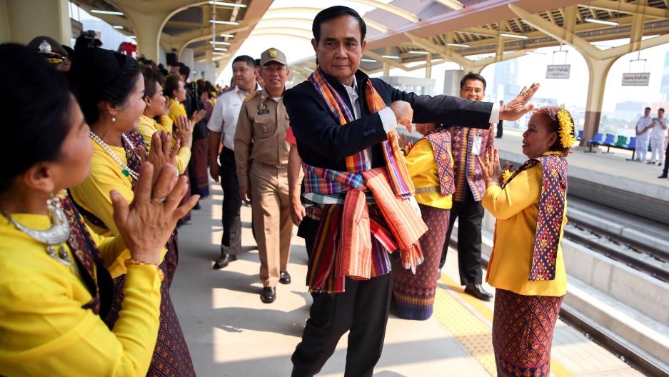 Thai elections
