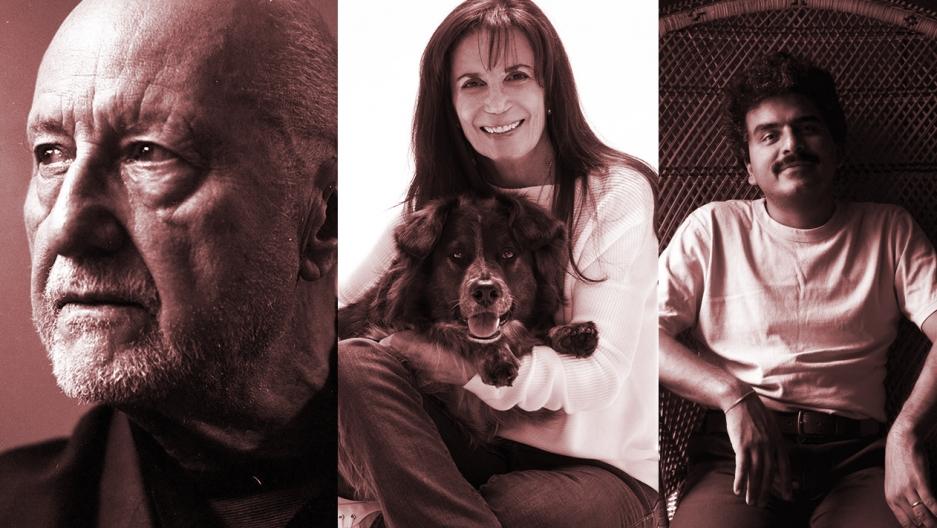 Frederic Tuten, Cathy Guisewite, Roberto Carlos Lange