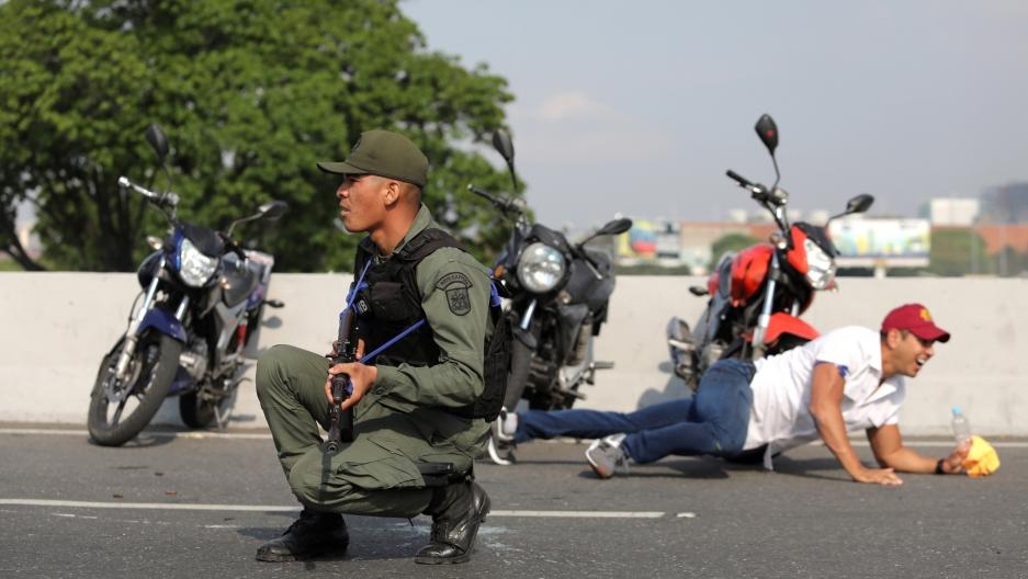 military in venezuela