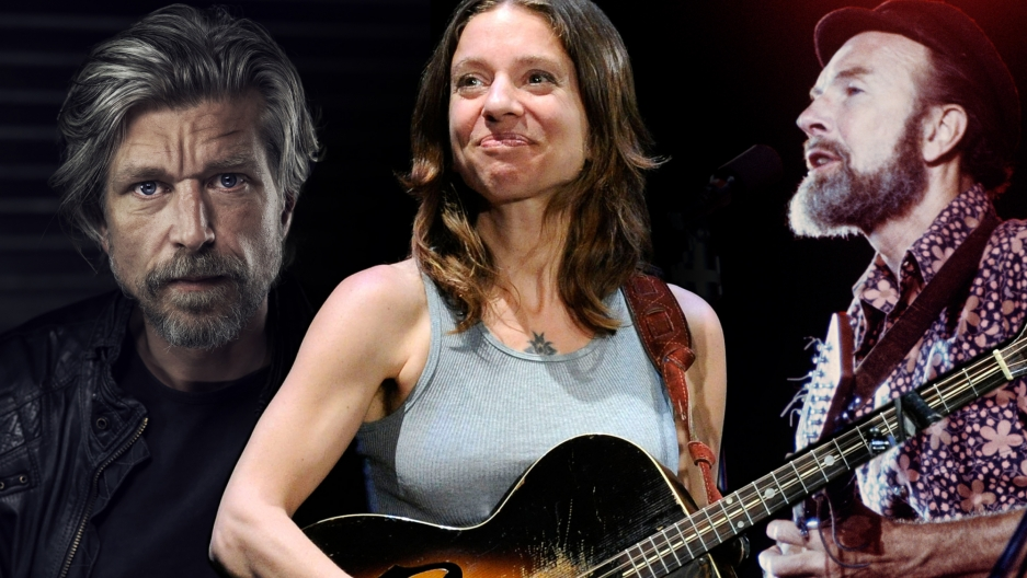 Karl Ove Knausgård, Ani DiFranco and Pete Seeger.