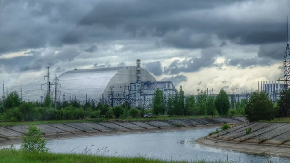 chernobyl in ukraine