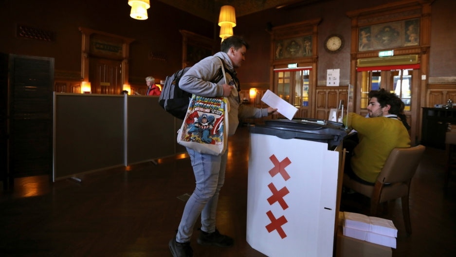 voting in holland