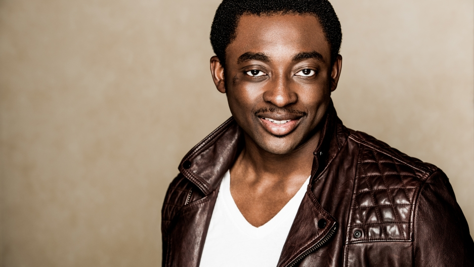 Actor Bambadjan Bamba has had major roles in Grey's Anatomy and The Good Life.