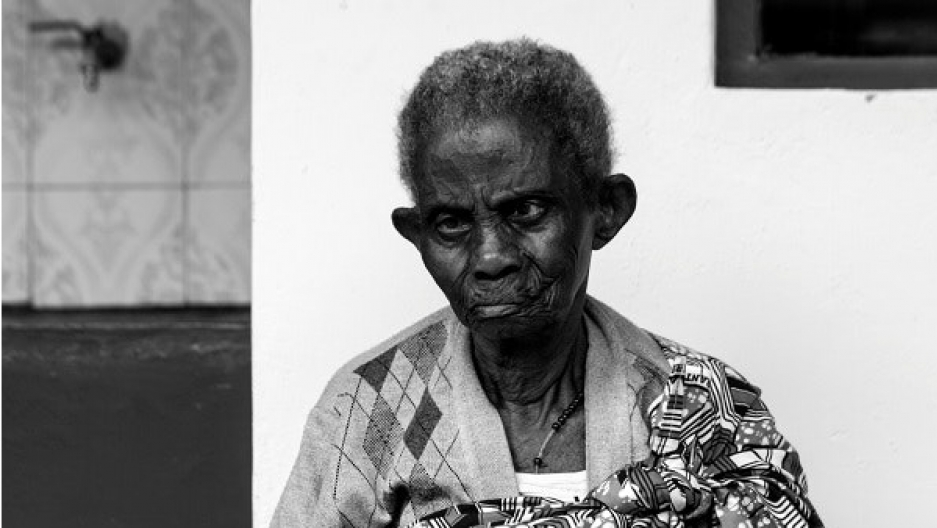 "One hundred survivors of Rwanda's 1994 genocide live together at the Impinganzima home for the elderly. Cesarie Mukakinani, who is 100 years old, is the oldest and most popular resident of the home. Her nickname is ""the mayor."""