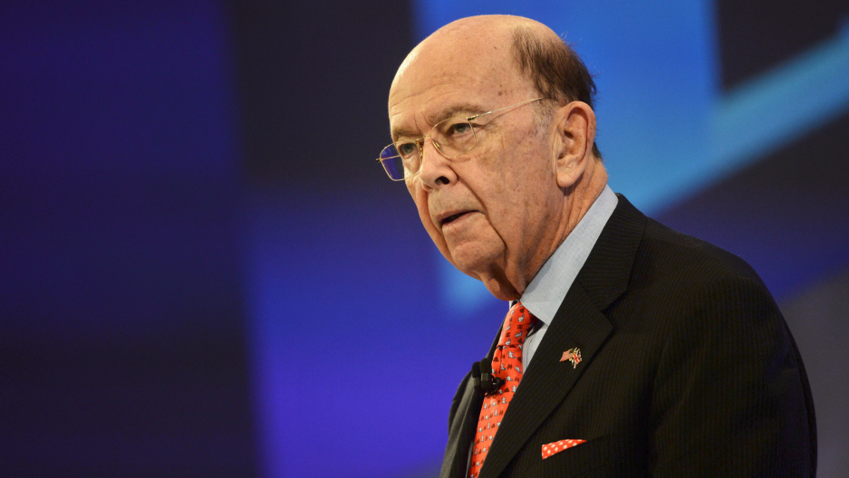 Wilbur Ross speaks on Tax Hikes and Tariffs