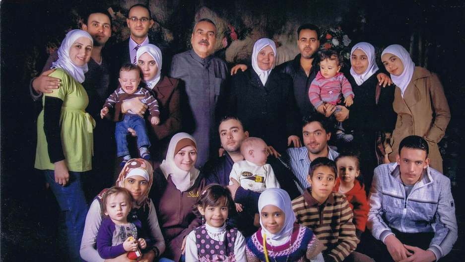 Syrian war scatters these 6 siblings across 6 different countries