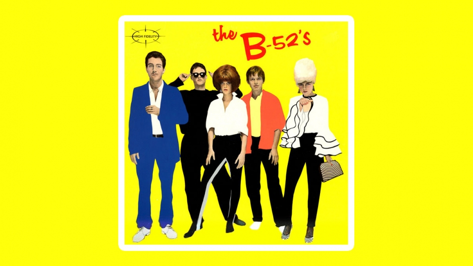 The eponymous debut album of the B-52's.