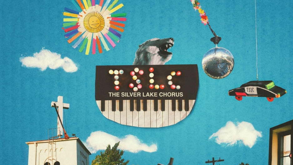 Detail of The Silver Lake Chorus' self-titled debut album.