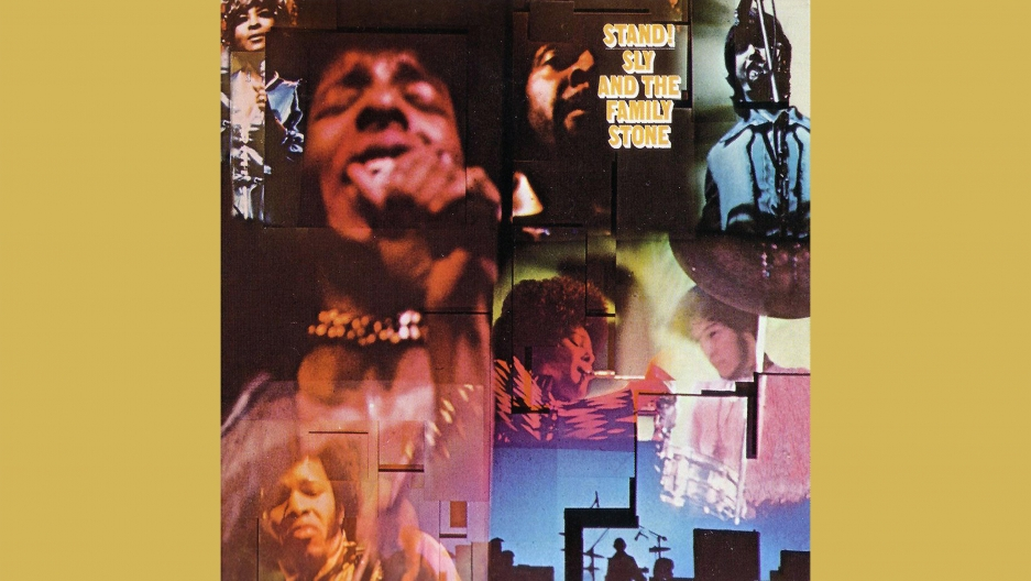 """Stand!"" by Sly and the Family Stone"