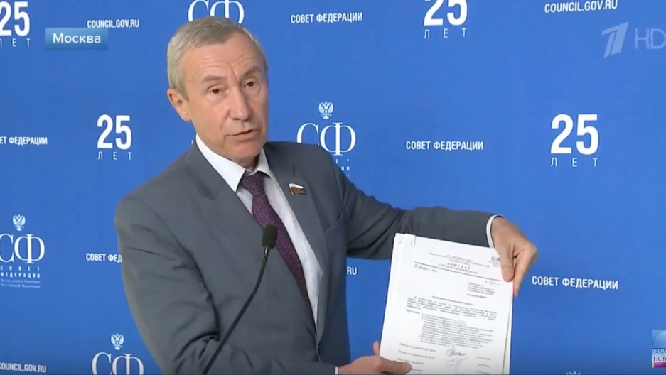 Russian proposal