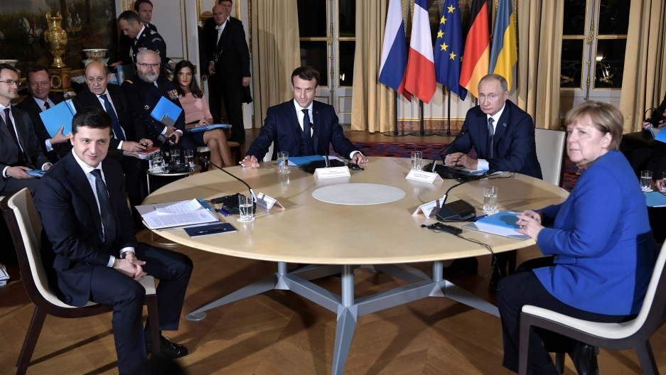 Normandy-format summit