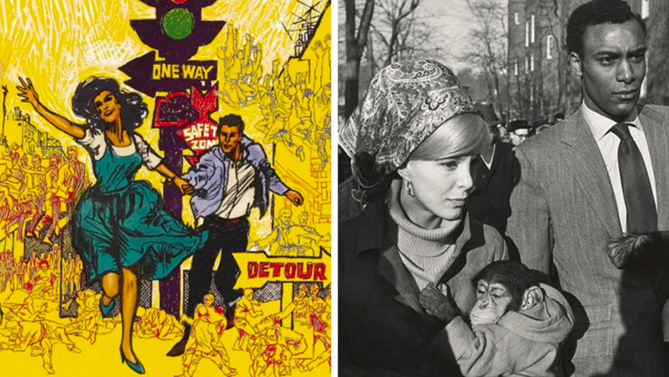 """West Side Story"" and Garry Winogrand's ""Central Park Zoo"""