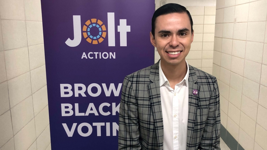 In Texas, youth groups hope to turn the state purple in November