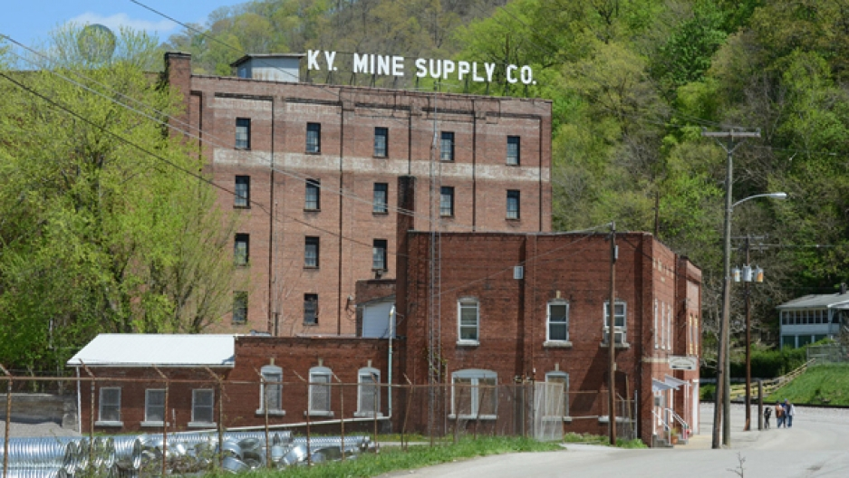 Kentucky mining supply company