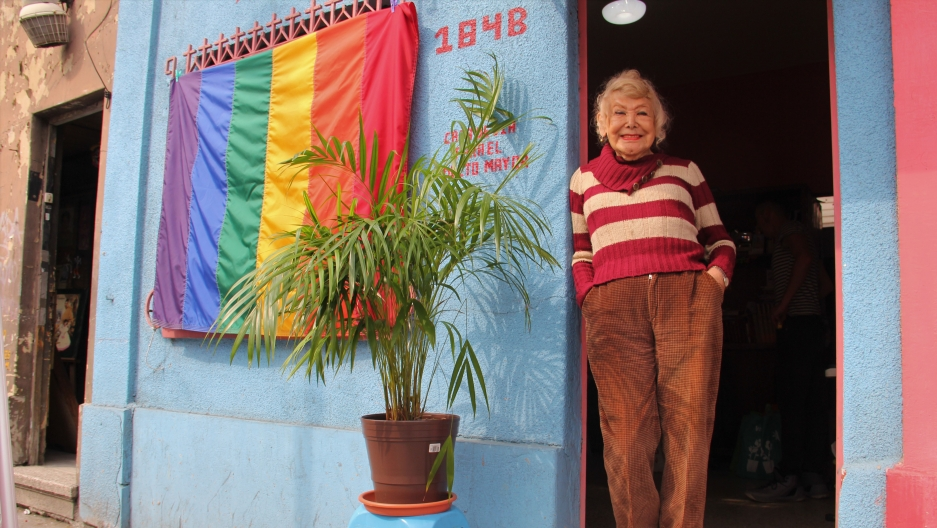This senior center is helping Mexico's 'invisible' LGBTQ seniors