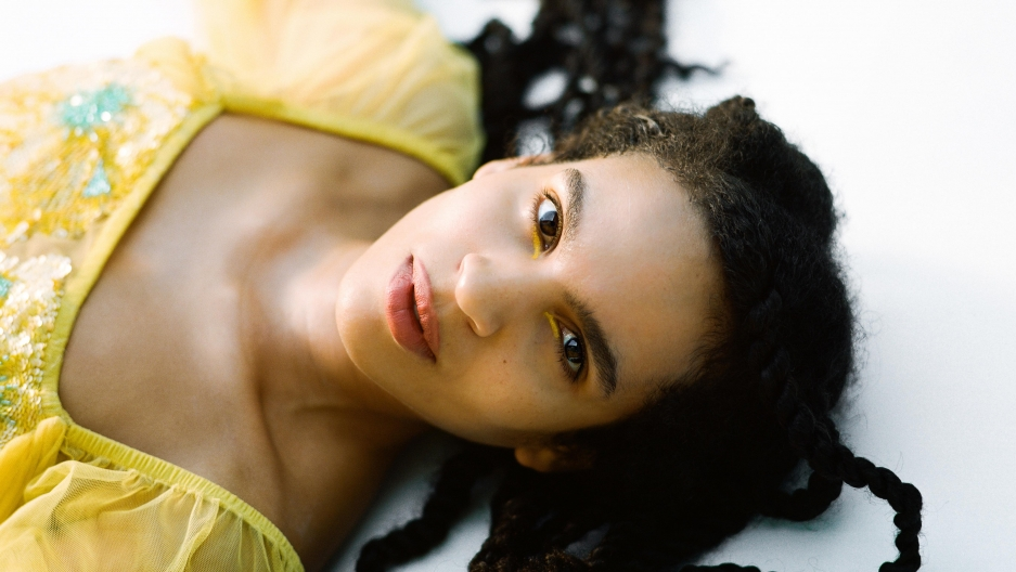 Zimbabwean American singer, poet and activist Shungudzo says shefinds an outlet for her activism through music.