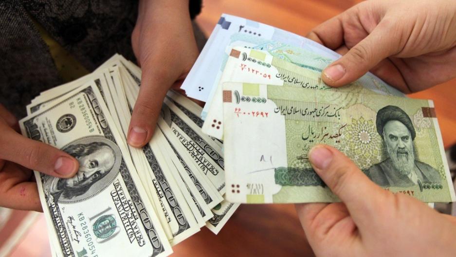 Iran Rial Trouble In Tehran Public Radio International