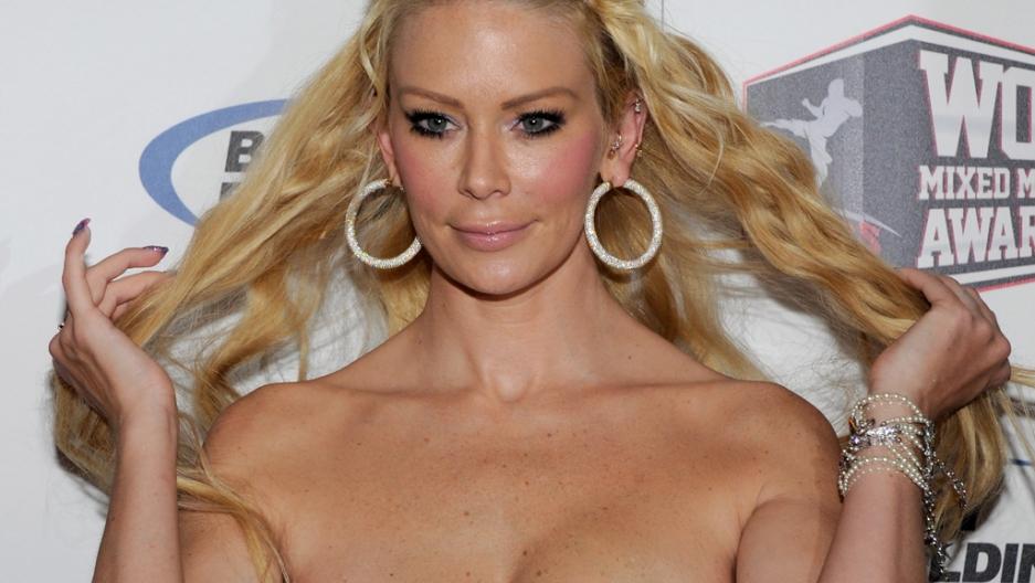 Porn Star Jenna Jameson Endorses Mitt Romney Public Radio International
