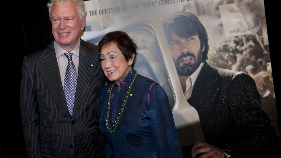 Ben Affleck Movie Argo Stirs Emotion By Casting Canada As Postscript To History Video The World From Prx