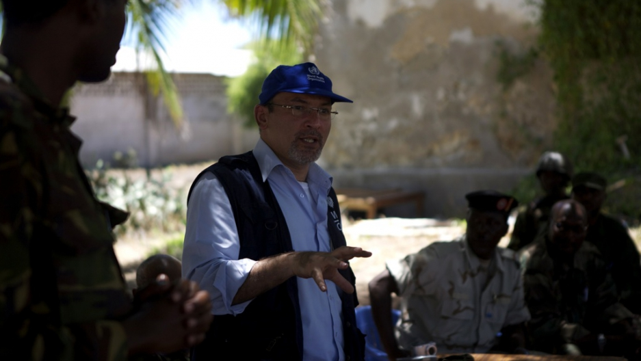 Somalia: Aid slow to return to key port city | Public Radio