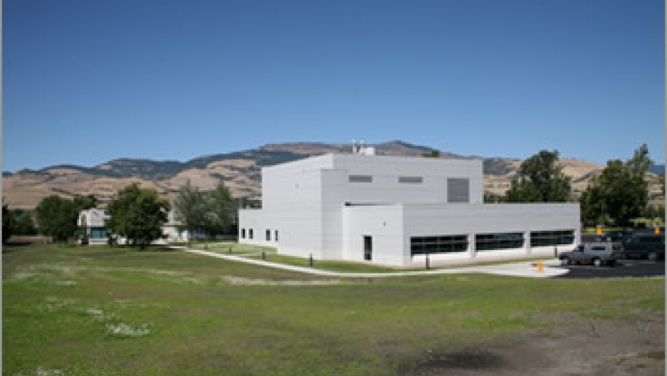 The US Fish and Wildlife Service Forensics Lab, in Ashland, Oregon.