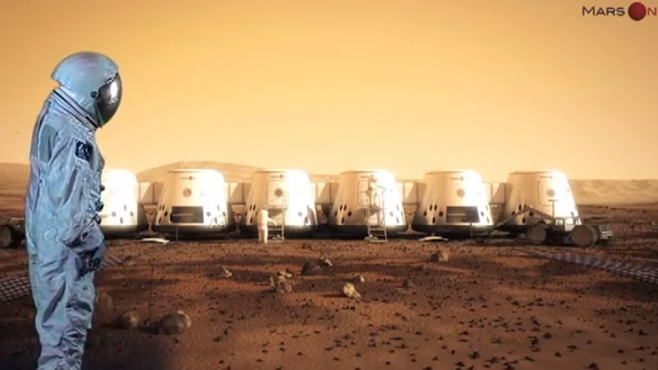 Dutch group plans to colonize Mars by 2023 (VIDEO ...
