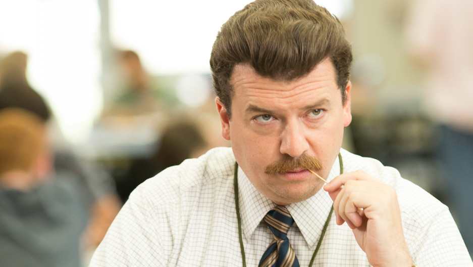 "Danny McBride as Neal Gamby in ""Vice Principals"" (Fred Norris / HBO)"