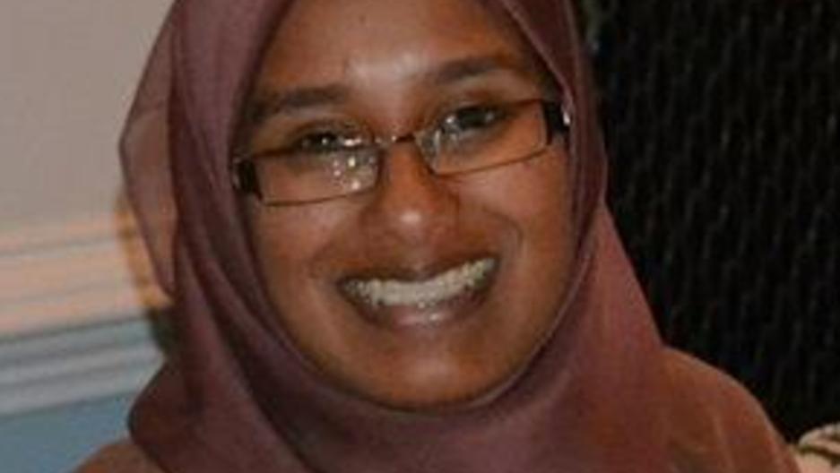 Strange Getting A Hijab Haircut Public Radio International Hairstyles For Women Draintrainus