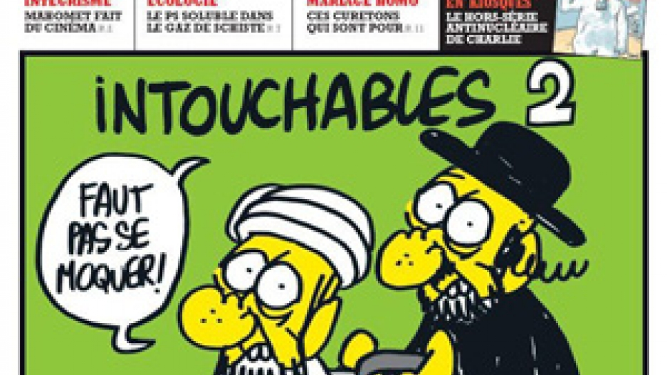 French Magazine Publishes Offensive Cartoons Depicting The Muslim Prophet Muhammad The World From Prx