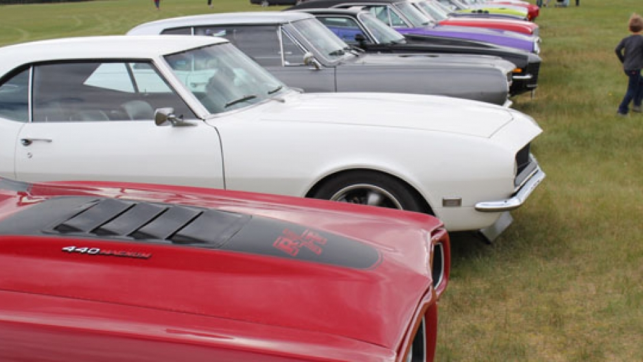 Why Swedes Love Classic American Cars | Public Radio International