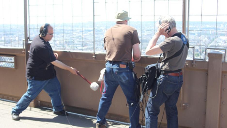 Playing the Eiffel Tower   Public Radio International