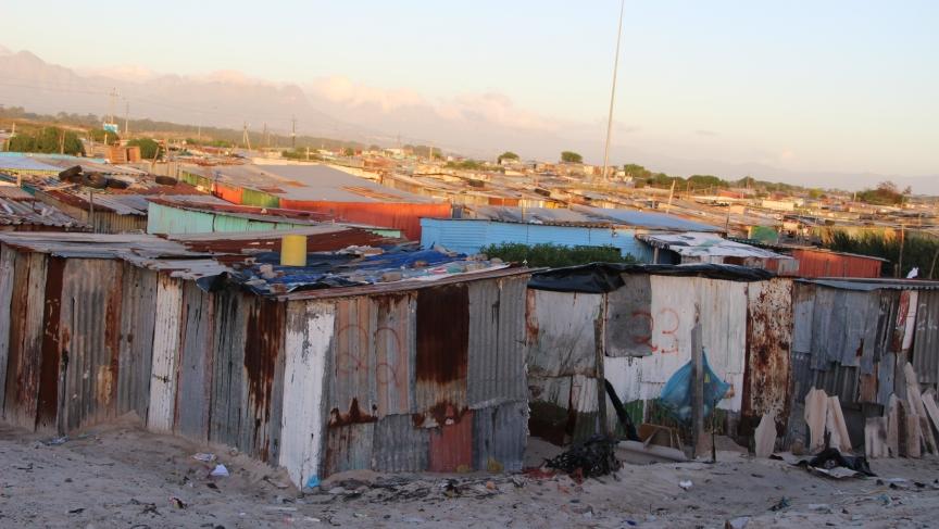 Khayelitsha township