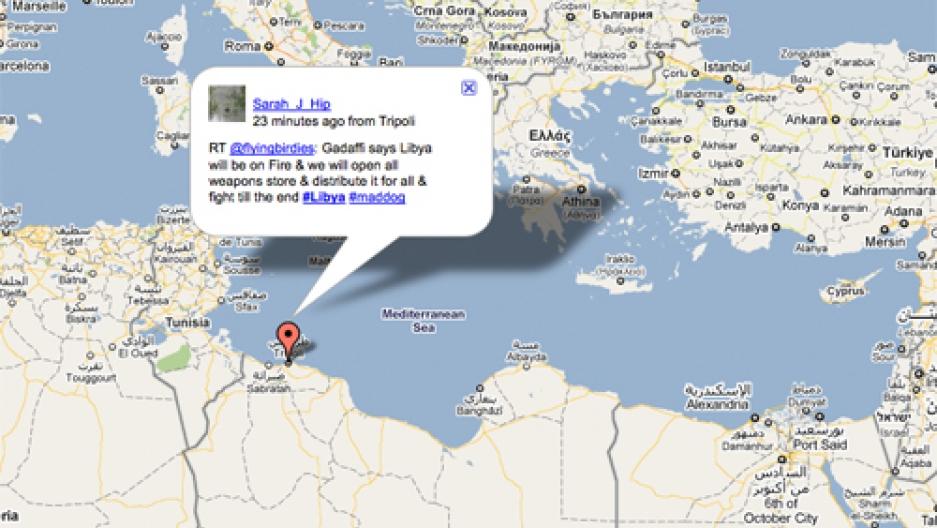 Possible scenarios for Libya | Public Radio International