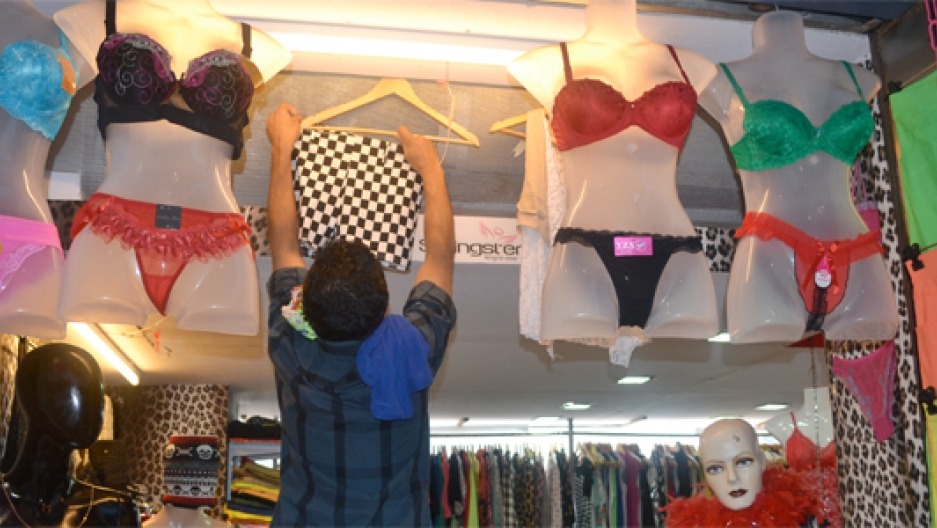 9e97ffa38b Banning Mannequins Wearing Bras to Deter Rape in India